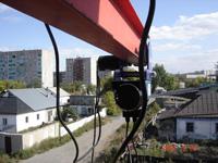 Фотография Крана в окно Умелец К-1 купить в Киеве
