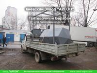 Фотография номер 14 галтовочного полировочного барабана с сушкой для деревянных палочек для кофе и мороженого купить в Киеве