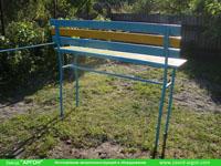 Фотография номер 13 процесса изготовления лавочки Сплетница-240 купить в Киеве