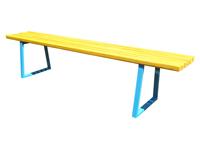 Фотография Лавочки металлические модели СП-260 или Скамейки металлические модели СП-260 садово-парковые и дачные скамейки купить в Киеве