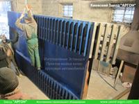 Фотография номер 3 эстакады для Пункта мойки колес грузовых автомобилей до 20 тонн купить в Киеве