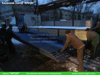 Фотография номер 9 эстакады для Пункта мойки колес грузовых автомобилей до 20 тонн купить в Киеве