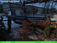 Фотография номер 10 эстакады для Пункта мойки колес грузовых автомобилей до 20 тонн купить в Киеве