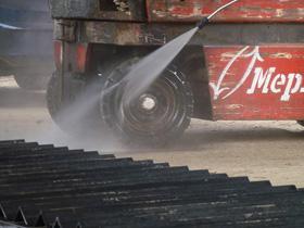 Эстакада для пункта мойки колес грузовых автомобилей до 20 тонн купить в Киеве