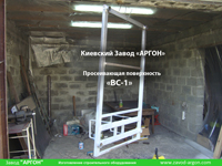 Фотография номер 4 процесса изготовления просеивающей поверхности ВС-1 купить в Киеве