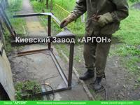 Фотография номер 2 процесса изготовления вибрационного просеивателя песка ВС-4 купить в Киеве