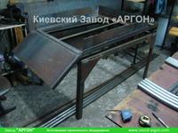 Фотография номер 4 процесса изготовления вибрационного просеивателя песка ВС-4 купить в Киеве