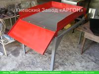 Фотография номер 5 вибрационного просеивателя песка ВС-4 купить в Киеве