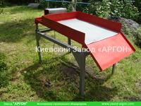Фотография номер 9 вибрационного просеивателя песка ВС-4 купить в Киеве