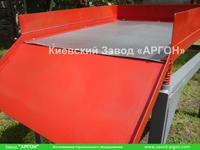 Фотография номер 13 вибрационного просеивателя песка ВС-4 купить в Киеве