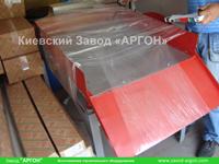 Фотография номер 14 вибрационного просеивателя песка ВС-4 купить в Киеве