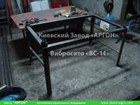 Фотография номер 2 процесса изготовления вибросита ВС-14 купить в Киеве