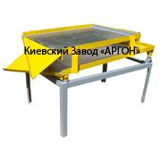 Двухуровневое Вибросито ДВС-20 для просеивания купить в Киеве
