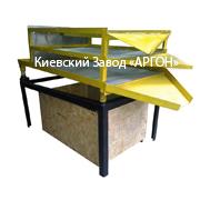 Трехуровневое Вибросито ТВС-30 с приемным ящиком купить в Киеве
