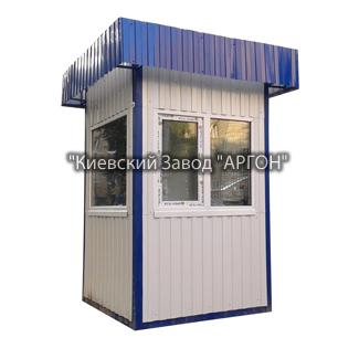 Фотография Поста Охраны 1,5 х 1,5 метра купить в Киеве