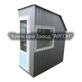 Пост охраны 1,5 х 1,5 метра купить в Киеве