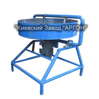 Линия гранулирования мела состоит из тарельчатого гранулятора туннельной сушки двухуровневое вибросито купить в Киеве